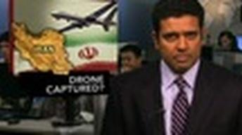 News Wrap: U.S. Denies Iranian Claim of Seizing Drone