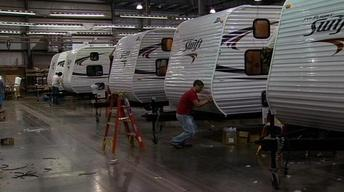 Indiana RV Industry's Comeback Amid An Uncertain Economy