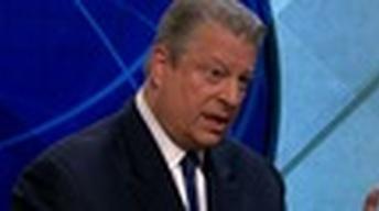 Al Gore: Public Conditioned to Accept Pollution