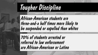 Report: Minority Students Face Harsher Discipline