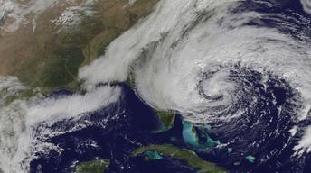 Predicting Hurricane Sandy