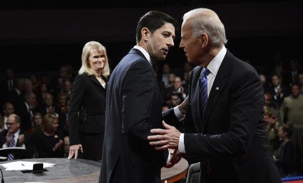 Watch the Full 2012 Vice Presidential Debate image