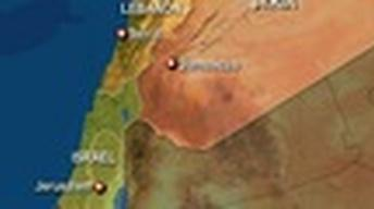 Israeli Warplanes Strike Weapons Convoy in Syria