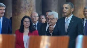 Obama Pledges Help to Jordan on the Syrian Refugee Crisis