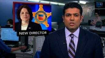 News Wrap: First Female Director of the Secret Service