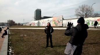 A Battle to Preserve the Berlin Wall as Cold War Landmark