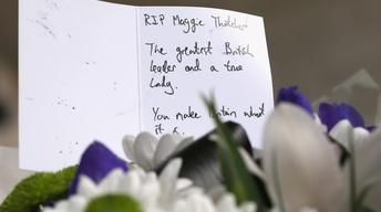 British Public Shows Mixed Reactions to Thatcher's Death