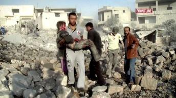 Filmmaker Captures Life for Syrians With World Blown Apart