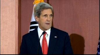 Kerry Warns North Korea Against Testing More Missiles