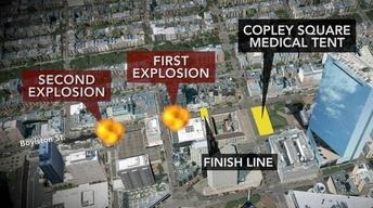 Boston on High Alert After Blasts Rock Marathon Finish Line