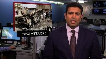 News Wrap: 55 Killed in Coordinated Attacks Across Iraq