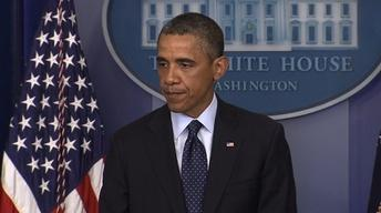 Obama: Anyone Responsible for Bombs Will Be Held Accountable