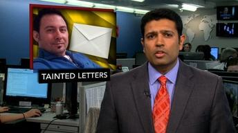 News Wrap: Charges Dropped Against Ricin Letters Suspect