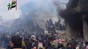 U.S. Believes Syrian Regime Has Used Chemical Weapons