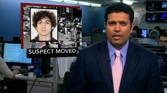 News Wrap: Boston Suspect Transferred to Prison