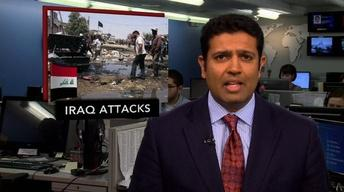 News Wrap: Five Car Bombs Explode in Iraq, Killing 36
