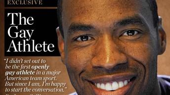 Jason Collins Is NBA's First Active Player to Say 'I'm Gay'