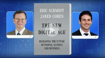 Google's Schmidt and Cohen Discuss the Digital Future