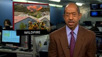 News Wrap: Fast-Moving Wildfires Reach Pacific Ocean