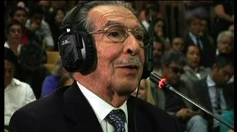 The Genocide Conviction of Guatemala's Efraín Ríos Montt