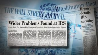 IRS Under Fire for Scrutinizing Conservative Groups