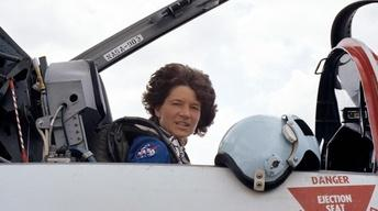 Honoring Sally Ride's Legacy as Trailblazer, Role Model