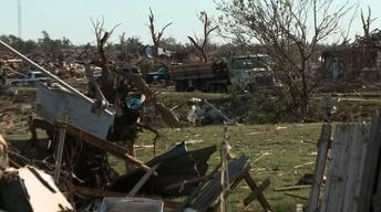 Oklahomans Cope With Loss, Tally Costs of Rescue, Recovery