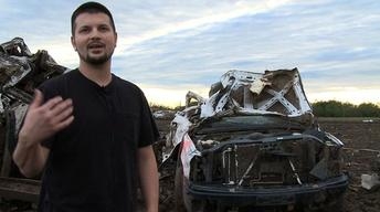 Derek Thayer, Tornado Survivor