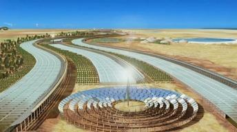 Could Agriculture Bloom in the Desert?