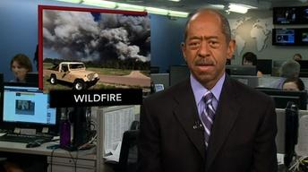 News Wrap: Colorado Wildfire Forces Thousands to Evacuate