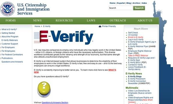 Online grade verification system