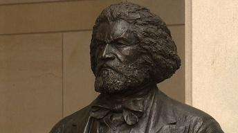 Frederick Douglass Statue Unveiled at the Capitol