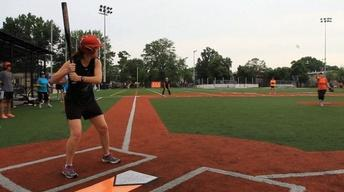 Inside Softball: Press, Politicians Play for Good Cause