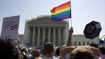 Gay Rights Advocates Score Supreme Court Victories