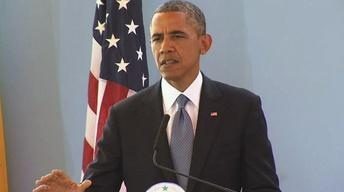 Pres. Obama Kicks Off Africa Tour in Senegal
