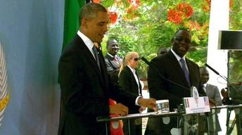 Reflecting on U.S. Policy and Performance in Africa