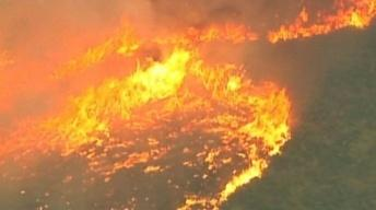 Hotter Temps, Drought, Development Drive Fire Problems