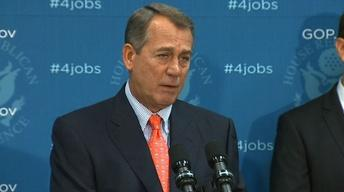 Party Leaders Say GOP House Won't Consider Immigration Bill