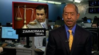 News Wrap: Police Make Arrests at Zimmerman Verdict Protests