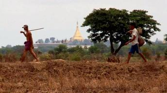 In Race to Develop Myanmar, Government Grabs Farmland
