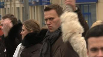 Alexei Navalny, Voice of Dissent, Convicted of Embezzlement