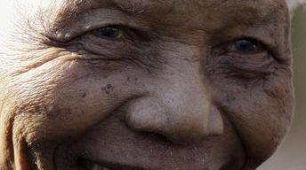 South Africa Honors 95-Year-Old Nelson Mandela