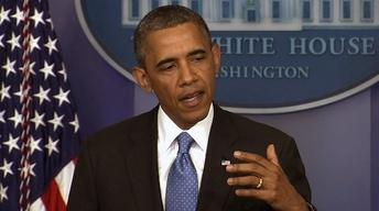 Obama Gives Highly Personal Take on Trayvon Martin Death