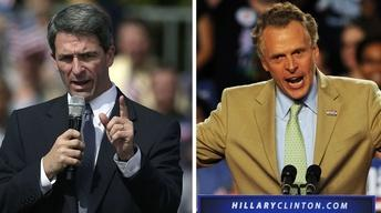McAuliffe, Cuccinelli Ready to Face Off in Virginia Debate