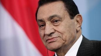 Egyptians Have Muted Reaction to Mubarak News