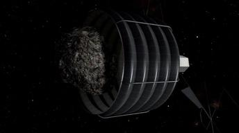 Still Aims High in Asteroid Capture Mission Despite Budget