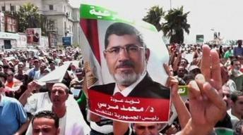 Muslim Brotherhood Leader Charged With Inciting Violence