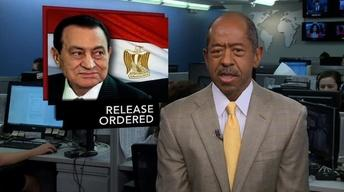 News Wrap: Egyptian Court Orders Release of Mubarak