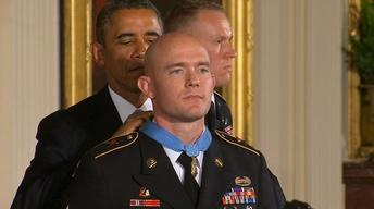 Medal of Honor Winner Showed 'Essence of True Heroism'
