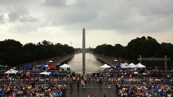 50 Years Later, March on Washington Rings With Purpose